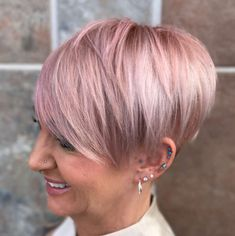 Short Hairstyle 2018 – 27
