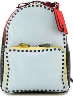 Valentino Garavani 'Rockstud' backpack.