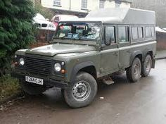 6x6 land rovers - Google Search
