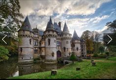 15th Century Castle w/moat only $5.6M #amwriting