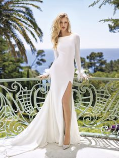 pronovias 2017 wedding dress collection                                                                                                                                                                                 More