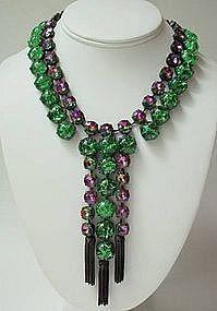 countess zoltowska cissy jewelry | Countess Cis Cissy Zoltowska Necklace and Earrings (item #538009)