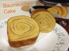 My Mind Patch: Happycall Baumkuchen cake