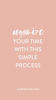 Organize your time with my simple and effective process for time management. Simple time management tool to help you organize your time and get your life back Time Management Tools, I Dont Have Time, Get Your Life, Beauty Advice, Healthy Mind, Feel Better, Instagram Story, You And I, About Me Blog
