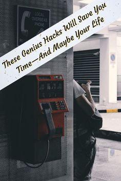 #Genius #Hacks #Save #Time #Maybe #Life