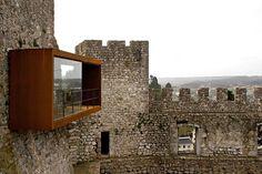 Intervención en Torre del Homenaje del Castillo de Pombal (Leiria, Portugal) | Luís M. Correia | 2004  # Arqueología