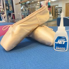 New - BUNHEADS® Jet Glue  Maximize the life of your Pointe shoe by applying a thin layer of fast drying Jet™ Glue to the inside of the toe box & shank. Professional Grade Cyanoacrylate Glue. Sets fast - usually in 10-20 seconds! Pointe Shoes, Ballet Shoes, Dance Shoes, Dance Accessories, 1 Oz, Shank, Jet, Bags, Accessories