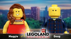 Win a trip for four to Legoland California from KTVB - including park tickets, hotel & airfare! http://ktvb.net/KTVBLegoland