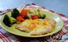 Отбивные из индейки | Кулинарные рецепты от «Едим дома!»