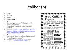 caliber #gre #cat #vocabulary