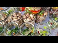 Ciuperci la borcan. Foarte gustoase.. - YouTube The Creator, Vegetables, Youtube, Food, Canning, Essen, Vegetable Recipes, Meals, Youtubers