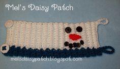 So loving this pattern: Snowman Mug Huger/ Mug Cozy Crochet Pattern PDF by MelsDaisyPatch, $2.50