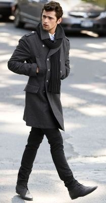 // can't wait for peacoat season
