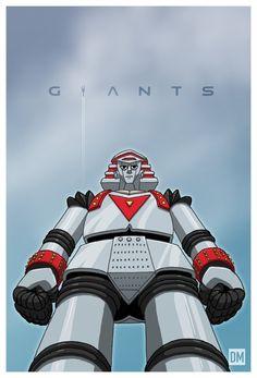 Giants - Giant Robo by DanielMead on deviantART
