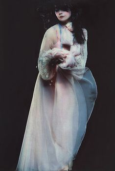 Bjork + Photo: warren du preez + nick thornton-jones - Vespertine promo shoot