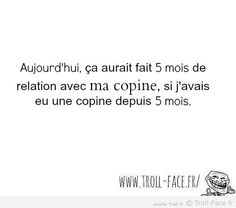 Ma relation.. !