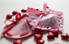 Handmade Valentines: Directions