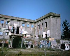 Old Western State Hospital - Hill Ward - Lakewood, WA