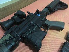My M4 cqb