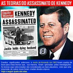 As teorias do assassinato de Kennedy