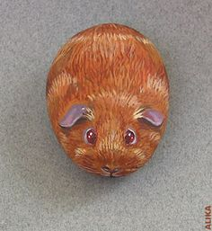 Hand Painted Rocks Animals | Recent Photos The Commons Getty Collection Galleries World Map App ...