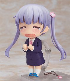 Nendoroid Aoba Suzukaze