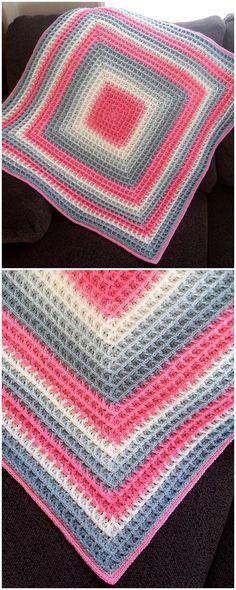 gorgeous crochet afghan patterns