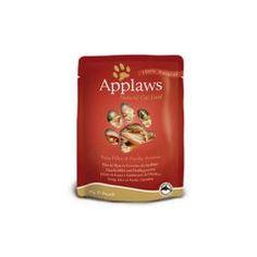 Applaws Tuna & Pacific Prawn  Hrana za macke tunjevina i skampi.  http://www.apetit.rs/applaws-tuna-and-pacific-prawn-70gr