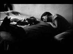 Mother and child by Elliott Erwitt via The Lens