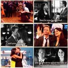 How I Met Your Mother   Robin & Barney love