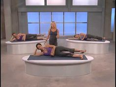 3 Pilates Butt Toners Supercharged Without a Reformer Pilates Reformer Exercises, Pilates Workout, Pilates Fitness, Windsor Pilates, Pilates Training, Pilates Video, Workout Videos, Exercise Videos, Transformation Body