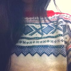Love my 'Mariusgenser' - Marius jumper. Marius is the name of the pattern, after a famous Norwegian skier :)