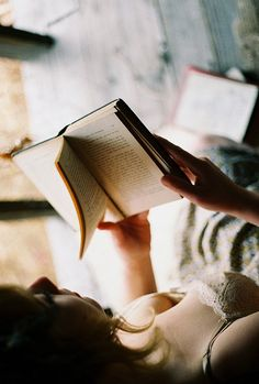 Reading is the place where your imagination is free
