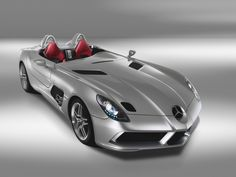 2009 Mercedes-Benz SLR McLaren ''Stirling Moss''