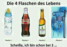 Die Flaschen