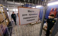 Russia Busts Supply Routes of Turkish Goods With Fake Certificates