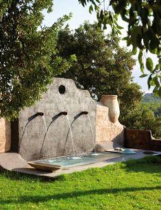 ...Amores Bohemios...: Atelier-casa de la artista Pepa Poch