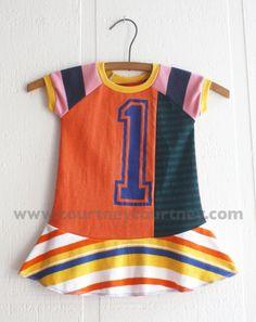 t-shirt dress by courtneycourtney