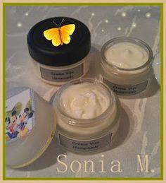 Crema viso alla vaniglia