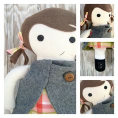 Doll Pattern Claire