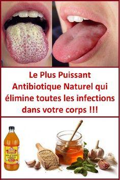 Antibiotique Naturel très Puissant