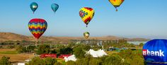 Temecula Valley Balloon and Wine Festival - Home