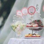 Bridal tea party...