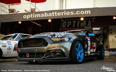 2016 sema mustang | Event Coverage: SEMA 2016 – An Alley Full Of Streetcars | Stance Is ...