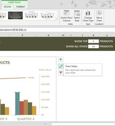 New Features in Excel 2013