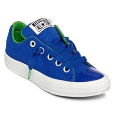 Converse All Star Chuck Taylor  Boys Street Sneakers - Toddler  found at @JCPenney