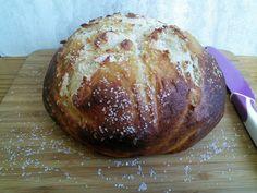 Pretzel Bread Made In A Bread Machine