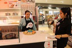 Olena découvre son ingrédient mystère : le Brie de Meaux ! #CFCA16