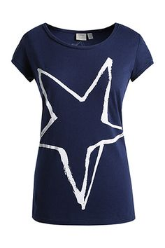 Cool print-shirt CASUAL - Esprit Online-Shop
