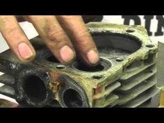 How To Do A Valve Job On A Small Engine with Taryl